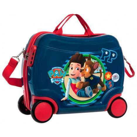 Valise Paw Patrol Action