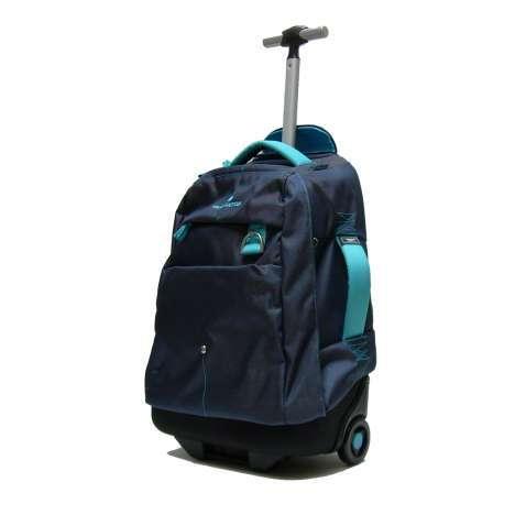 sac dos trolley 2 roulettes 50 cm valises voyage. Black Bedroom Furniture Sets. Home Design Ideas