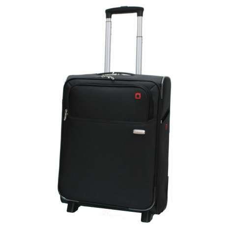bagage cabine valise trolley 55 cm american tourister atlanta noir valises voyage. Black Bedroom Furniture Sets. Home Design Ideas
