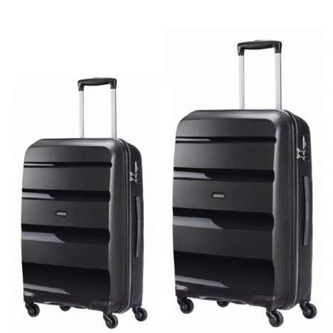 set valises american tourister bon air 55 75 cm i american tourister bon air valises voyage. Black Bedroom Furniture Sets. Home Design Ideas