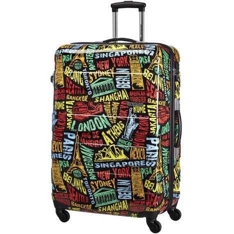 valise american tourister pasadena 77 cm i american tourister valises voyage. Black Bedroom Furniture Sets. Home Design Ideas