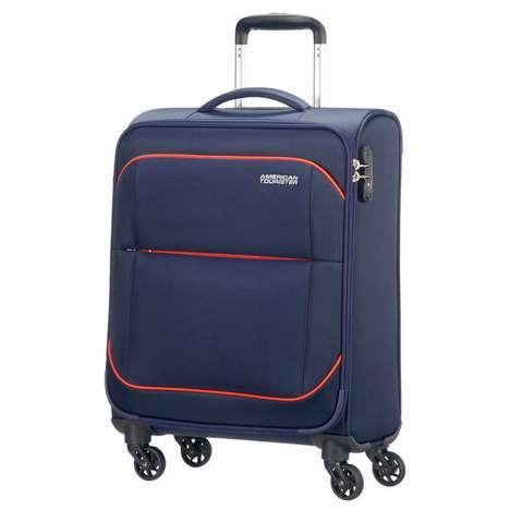 valise american tourister sunbeam 55 cm valises voyage. Black Bedroom Furniture Sets. Home Design Ideas