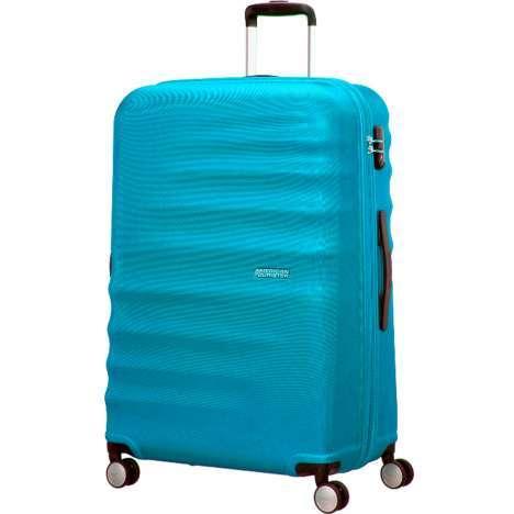 valise american tourister wavebreaker 77 cm valises voyage. Black Bedroom Furniture Sets. Home Design Ideas