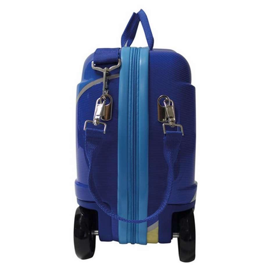 valise cabine paw patrol action valises voyage. Black Bedroom Furniture Sets. Home Design Ideas