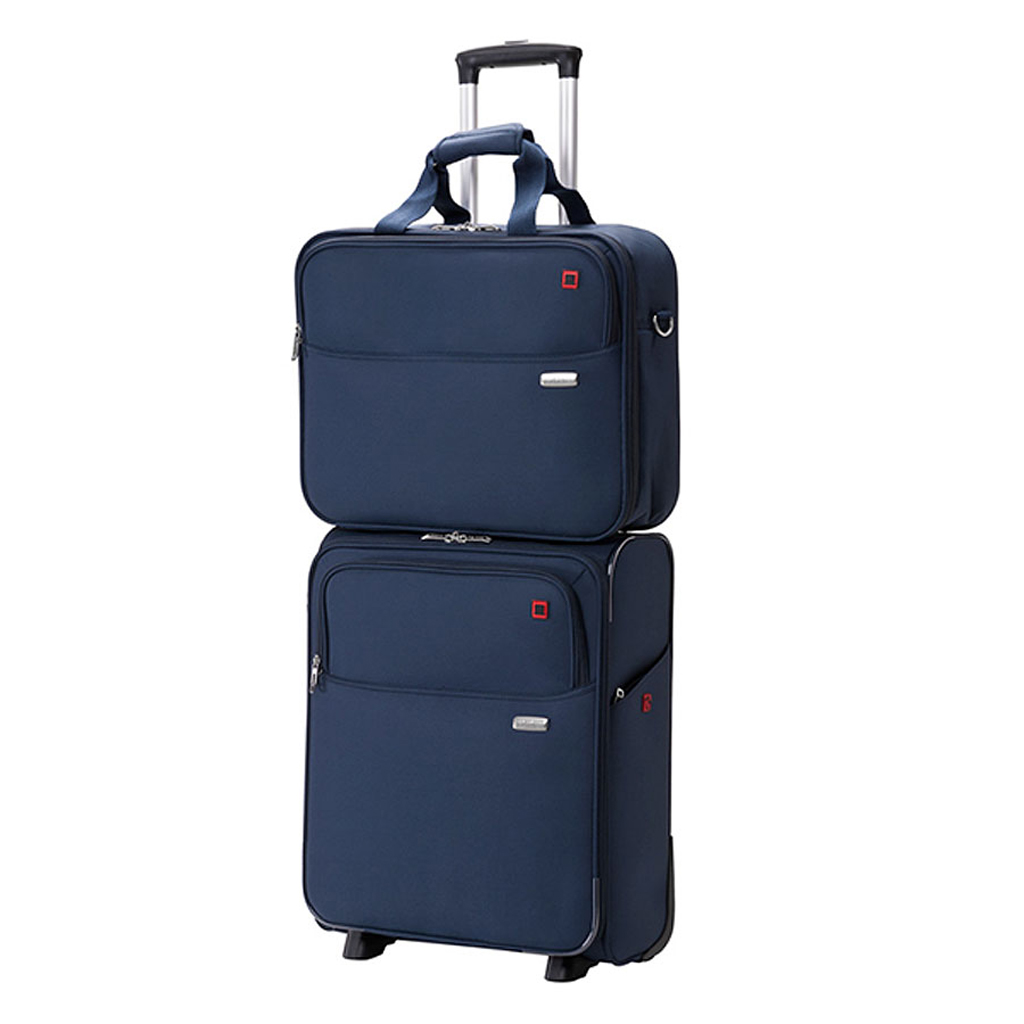 set valise 50 cm et un sac de voyage american tourister atlanta i american tourister atlanta. Black Bedroom Furniture Sets. Home Design Ideas