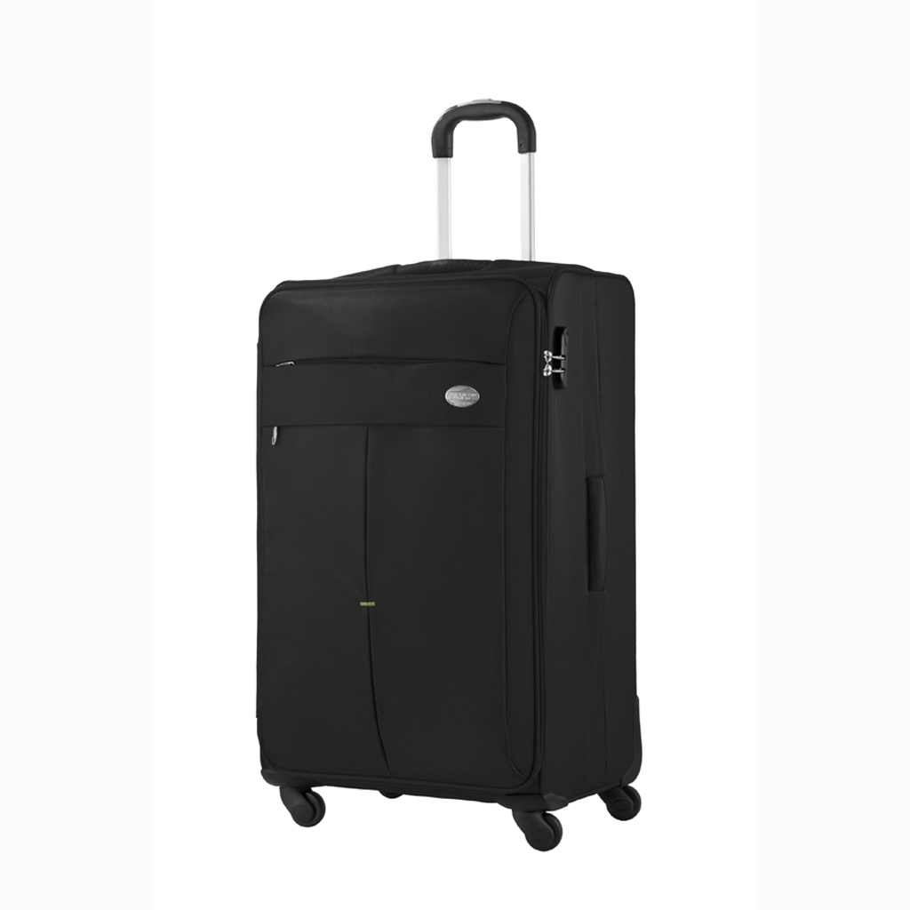 valise spinner 66 cm american tourister colora by samsonite noir valises voyage. Black Bedroom Furniture Sets. Home Design Ideas