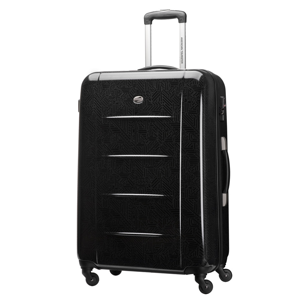 valise spinner expansible 4 roulettes 77 cm american. Black Bedroom Furniture Sets. Home Design Ideas