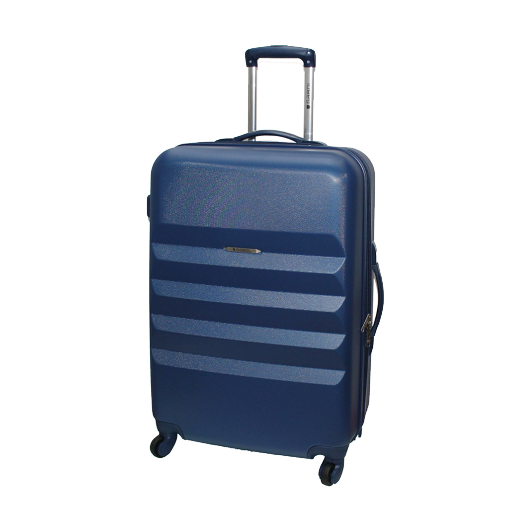 valise spinner 70 cm gabol fold bleu valises voyage. Black Bedroom Furniture Sets. Home Design Ideas