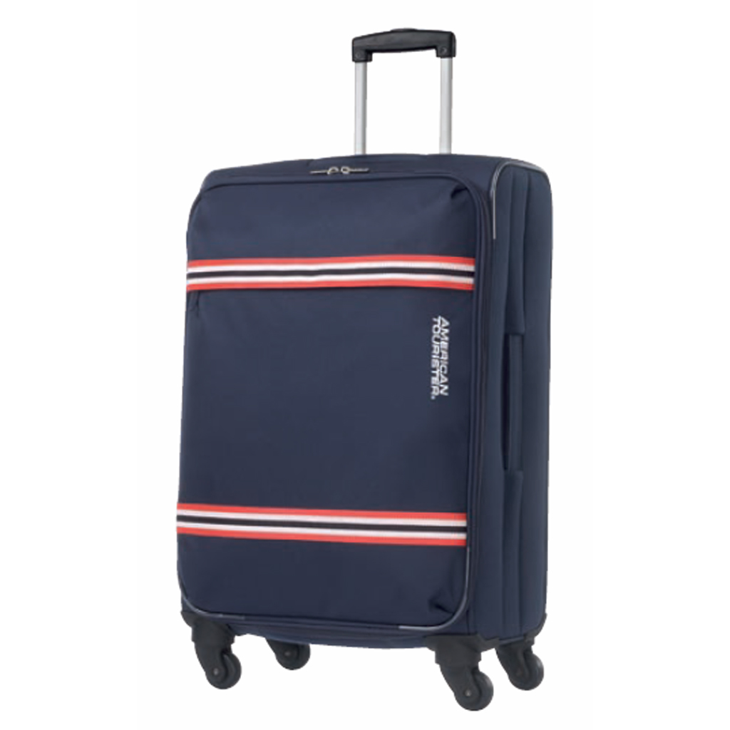 valise american tourister berkeley spirit 78 cm bleu. Black Bedroom Furniture Sets. Home Design Ideas