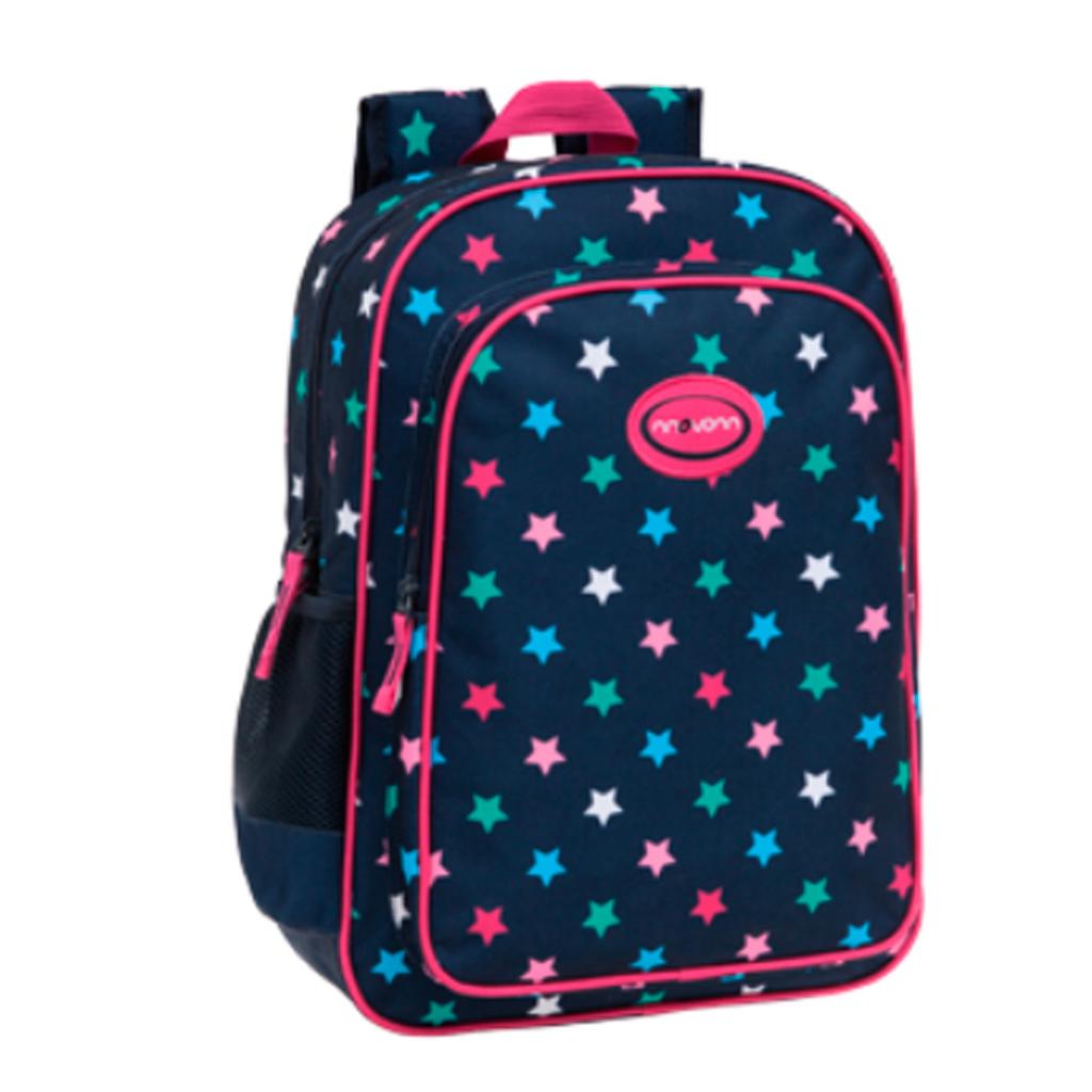 sac dos d 39 cole movom stars pour les petites filles valises voyage. Black Bedroom Furniture Sets. Home Design Ideas