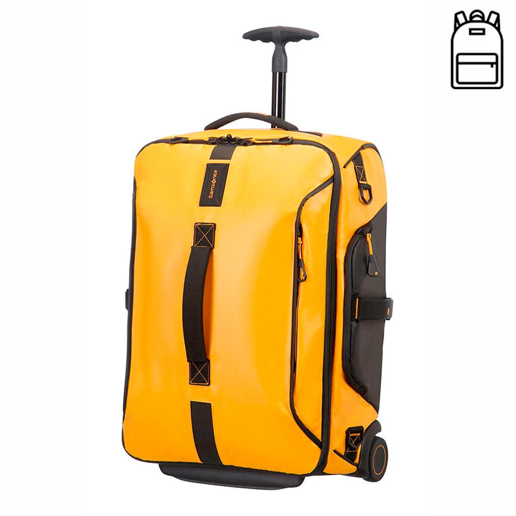 info pour 46c6e 8d7e6 Sac de voyage/sac à dos cabine Samsonite Paradiver Light 55 cm