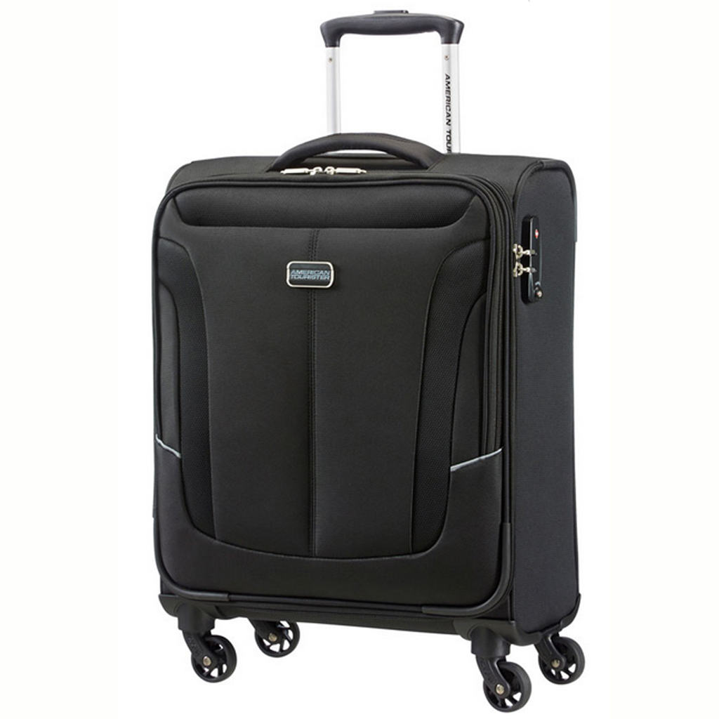 valise souple american tourister appropri comme bagage main ryanair valises voyage. Black Bedroom Furniture Sets. Home Design Ideas
