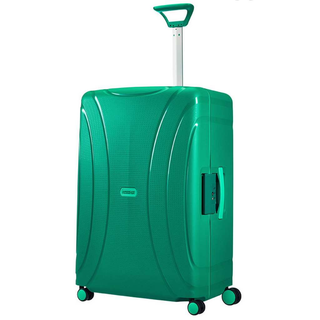 american tourister valise rigide de taille moyenne. Black Bedroom Furniture Sets. Home Design Ideas
