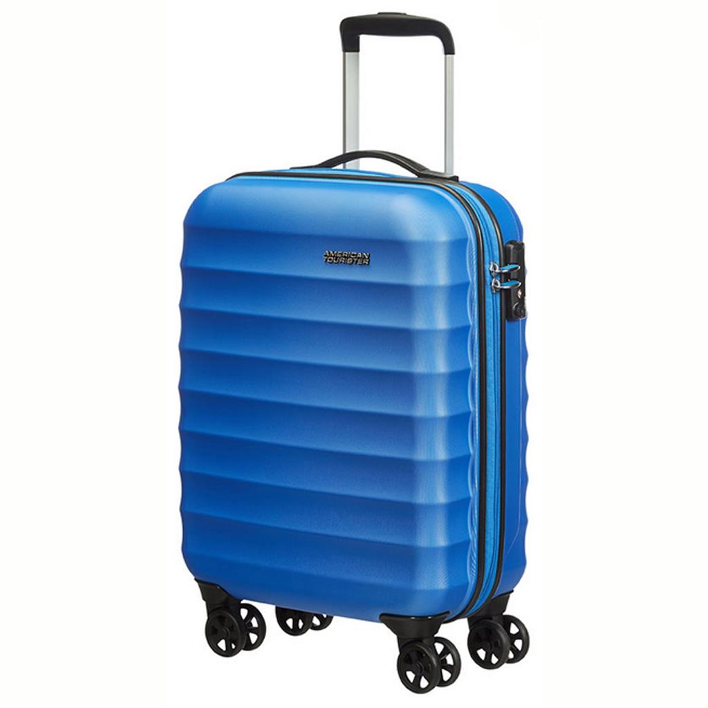 valise american tourister appropri comme bagage cabine. Black Bedroom Furniture Sets. Home Design Ideas