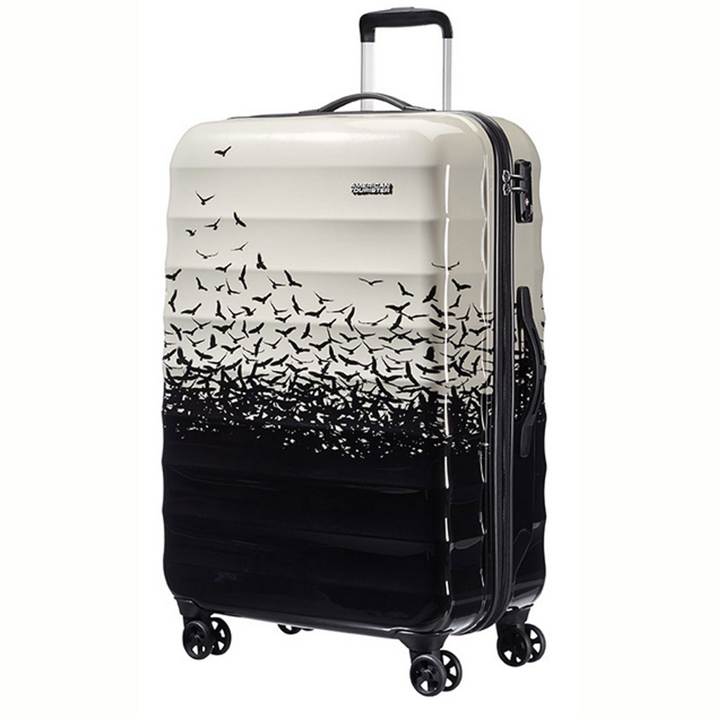 american tourister bagages grand valises voyage. Black Bedroom Furniture Sets. Home Design Ideas