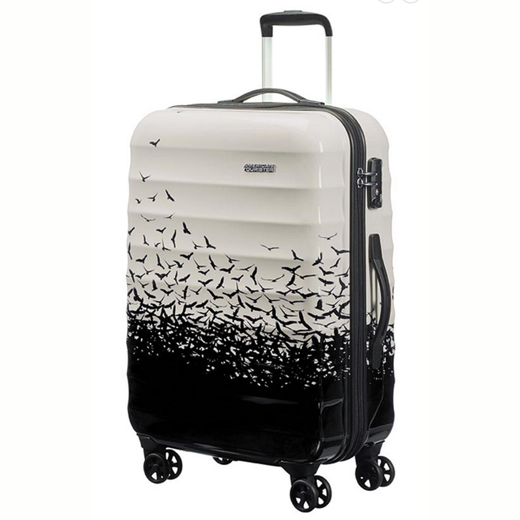 valise american tourister de taille moyenne valises voyage. Black Bedroom Furniture Sets. Home Design Ideas