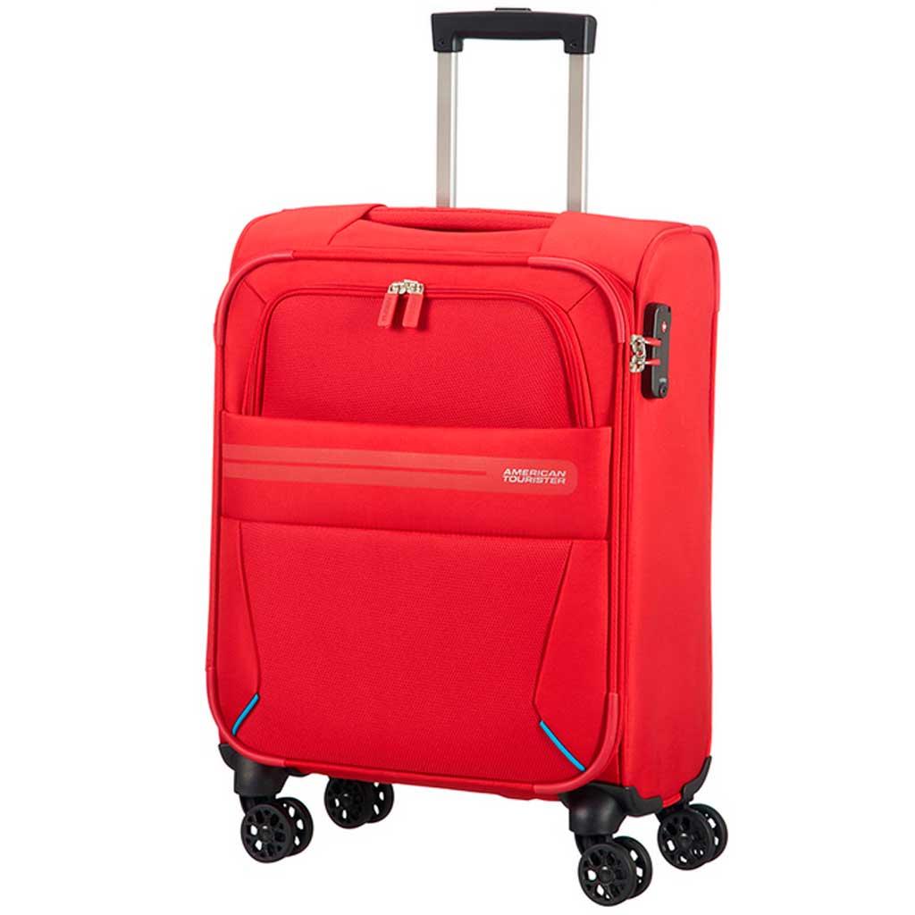 valise american tourister summer voyager 55 cm valises voyage. Black Bedroom Furniture Sets. Home Design Ideas