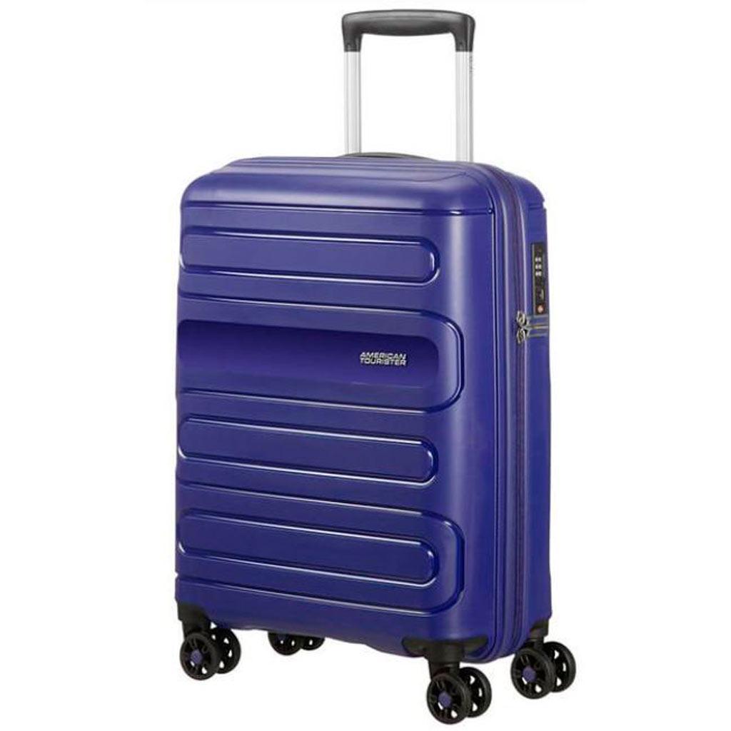 valise cabine american tourister sunside 55 cm valises voyage. Black Bedroom Furniture Sets. Home Design Ideas